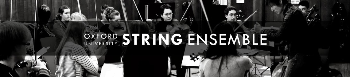 OUSE – Oxford University String Ensemble